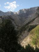 Alpi Apuan , Tuscan — Stock Photo