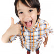 Happy kid — Stock Photo