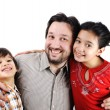 Happy family — Stock Photo #2718866