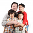 happy family — Stock Photo #2718873
