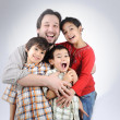 Happy family — Stock Photo #2718874