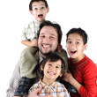 Happy family — Stock Photo #2718892