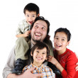 Happy family — Stock Photo #2718897