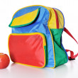 Schoolbag — Stock Photo