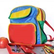 Stock Photo: Schoolbag