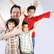 Happy family — Stock Photo #2750838