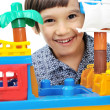 Toy kid — Stock Photo