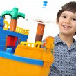 Stock Photo: Toy kid