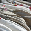 Linen dresses - Stockfoto