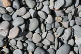 Texture of rocks beach — Stock Photo