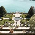 The Isola Bella in Lago Maggiore, Piedmo — Stock Photo