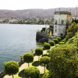 The Isola Bella in Lago Maggiore, Piedmo - Stock Photo
