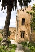 Casaba in Chefchaouen — Stock Photo
