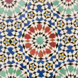 Detail of Morocco Style — Stock Photo