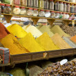 Spice market in Morocco — Stock Photo