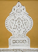 Maroko umění řemesla trhu v staré město medina souk nejstarší bazary marrakech — Stock fotografie