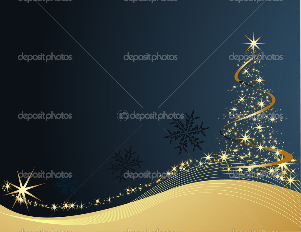 Merry Christmas and Happy New Year collection — Stock Vector #3580686