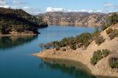 озеро berryessa — Стоковое фото