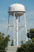 Water tower — Foto Stock