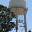 Water tower — Stock Photo #3200293