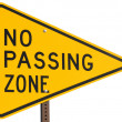 ������, ������: No Passing Zone