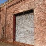 Garage door — Stock Photo #3205972