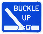 Buckle Up — Stock Photo