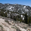 Stock Photo: Mount Rose Pass