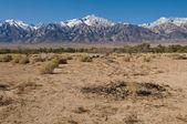 Sierra Nevadas — Stock Photo