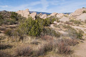 Vasquez Rocks — Stock Photo