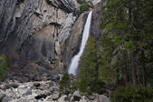 Cataratas de Yosemite — Foto de Stock