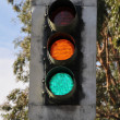 Traffic light — Stock Photo #3981976