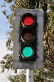 Traffic-light — Stockfoto
