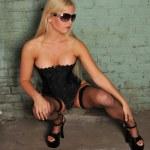 Blonde — Stock Photo #3995050