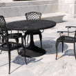 Stock Photo: Patio furniture