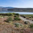 Topaz Lake — Stock Photo