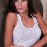 Czech woman — Stock Photo #4244091