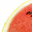 Water-melon piece — Stock Photo