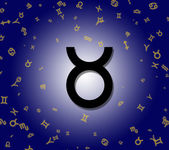 Astrology sign — Stock Photo