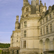 Chambord Castle Loire Valley - Stock Photo