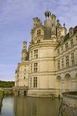 Chambord Castle Loire Valley — Stock Photo