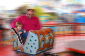 Fairground ride — Stock Photo
