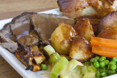 Sunday roast — Stock Photo