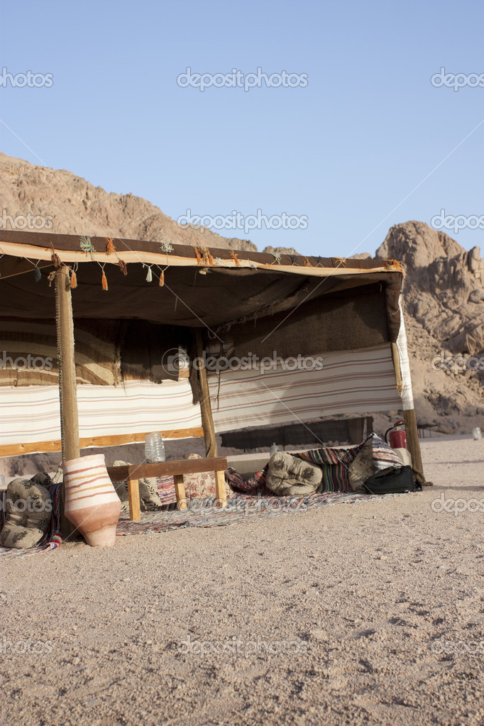 Shot in the province of Sinai in northern egypt — Stock Photo #3871385