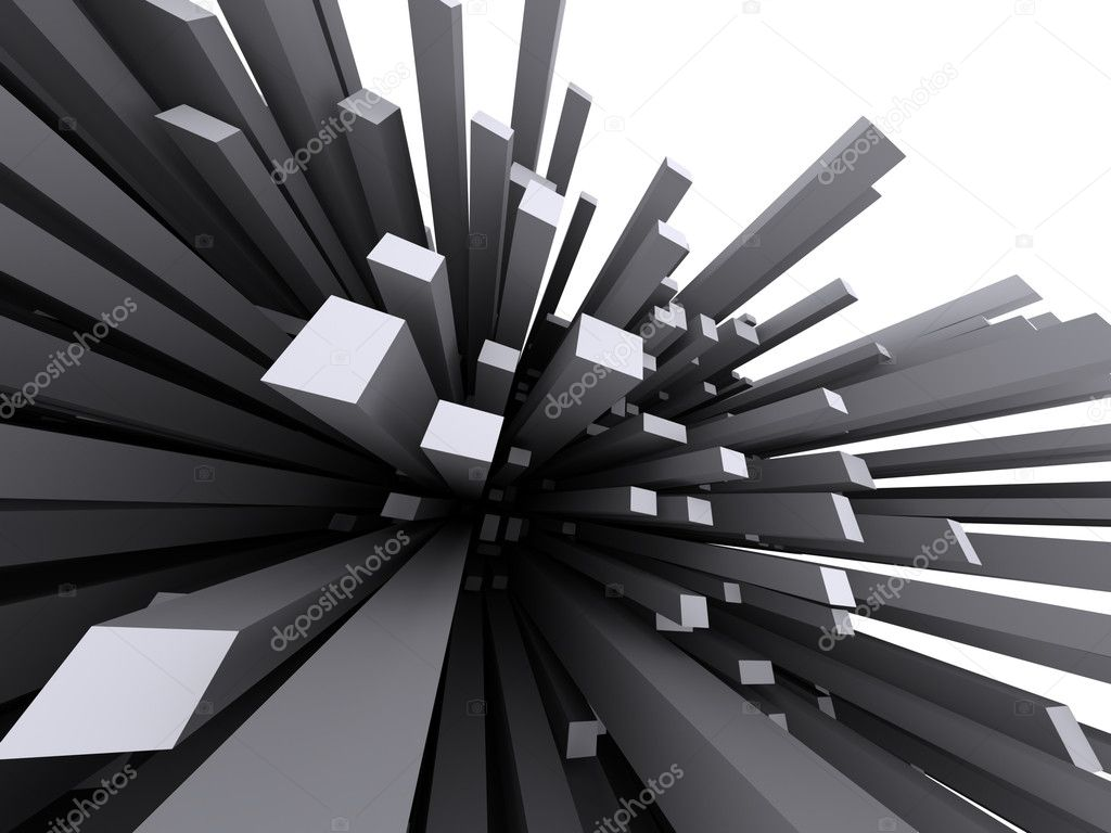 Architectural design - abstract background  Stock Photo #2728750
