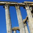 Ruins of roman temple — Stock Photo