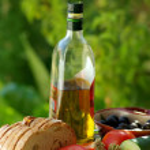 Ingredients of the kitchen mediterranea — Stock Photo #2879516