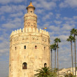 Tower del oro - Stock Photo