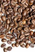Grains of coffee. — 图库照片