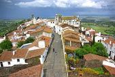 Monsaraz, old village. — Stock Photo